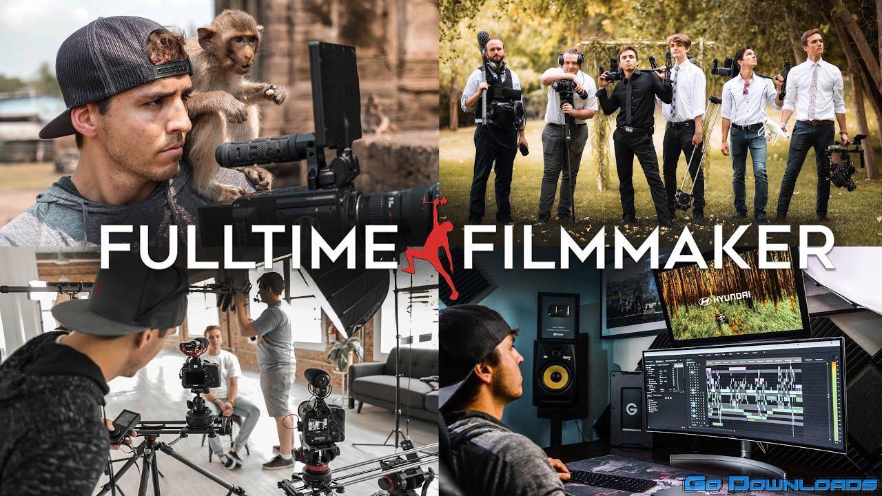 Full Time Filmmaker By Parker Walbeck (April 2021 Updates)