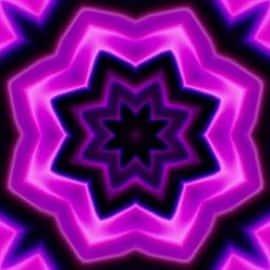 Videohive Purple Kaleidoscope Loop 4k 04 32615893 Free Download